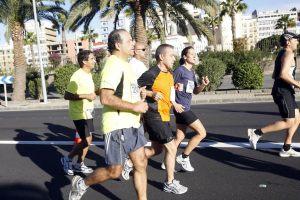Media maratón de Gran Canaria