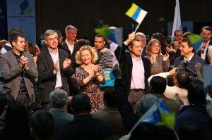 Convención de CC en Tenerife