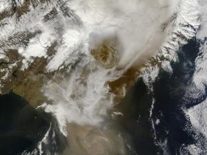 Volcán Grimsvötn