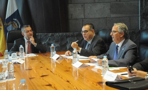 Reunión del Consejo Asesor