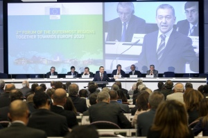 Intervención en el II Foro de las RUP en Bruselas