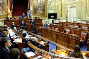 El PP, ausente del Parlamento de Canarias