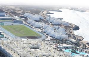 Proyecto de rehabilitación del Club La Santa, en Lanzarote