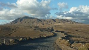 Camino a Papagayo
