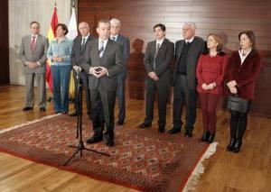 Miembros del Gobierno