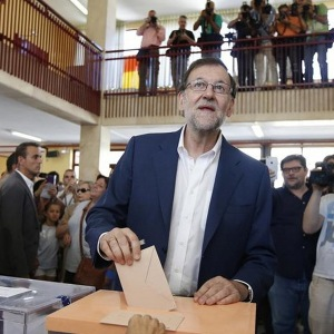 Rajoy, el 26J
