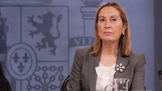 La amiga de Rajoy y presidenta del Congreso, Ana Pastor