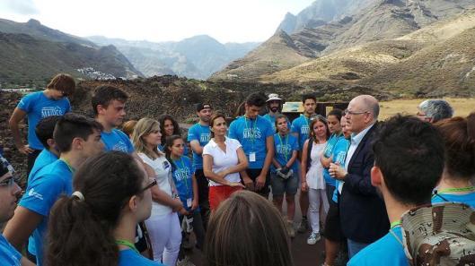 Una Canarias sostenible y con oportunidades para las nuevas generaciones